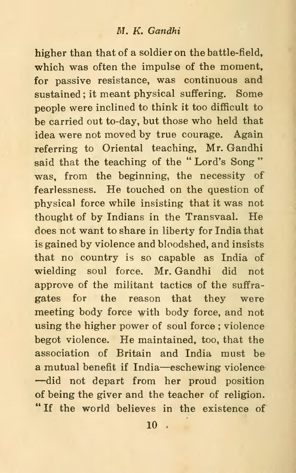 Page:Mahatma Gandhi, his life, writings and sches.djvu/122 ...