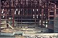 Main Auditorium Interior Under Construction - Convention Centre Complex - Science City - Calcutta 1995-06-09 122.JPG