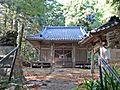Main approach to Takakura-jinja shrine in Haramachi ward 2.JPG