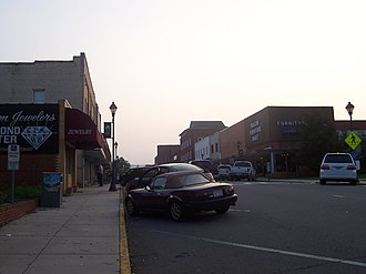 Franklin, North Carolina - Main Street, Franklin, NC