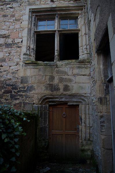 Porche et fenêtre