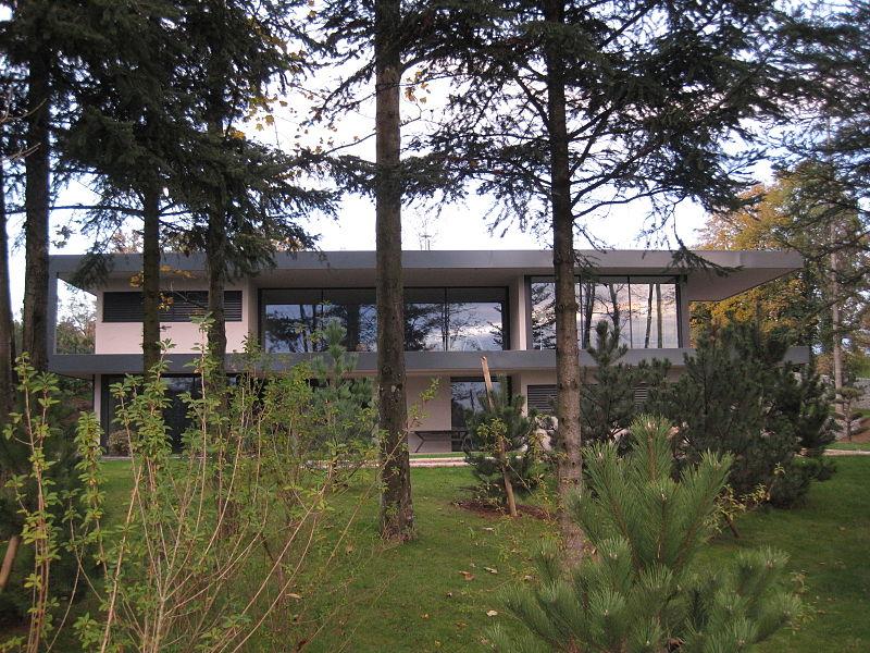 Maison moderne californienne avec des id es for Maison style californienne