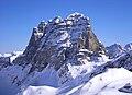 Maja e Thatë (2406 m) in the Albanian Alps.jpg