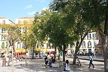 "Malaga, on the square ""Plaza de la Merced"", image 1.JPG"