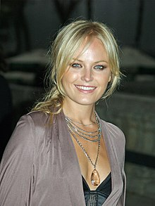 Malin Akerman a Nova York (2008)