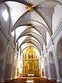 Mallén - Iglesia de Nuestra Señora de los Ángeles, interior 10.jpg