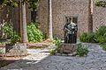 Mallorca Lluc monastery statue of Joaquim Rosselló.jpg