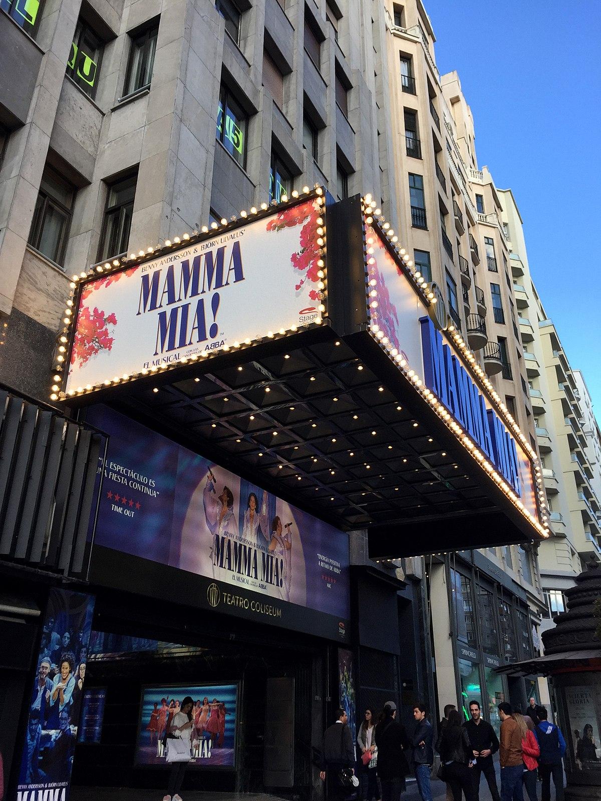 Mamma Mia Wikipedia La Enciclopedia Libre