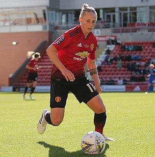 Leah Galton English footballer