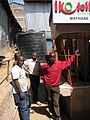 Management commitee of the Ikotoilet in Mathare (6619537517).jpg