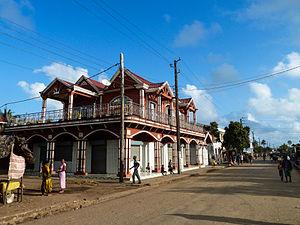 Mananjary, Fianarantsoa - Building in Mananjary