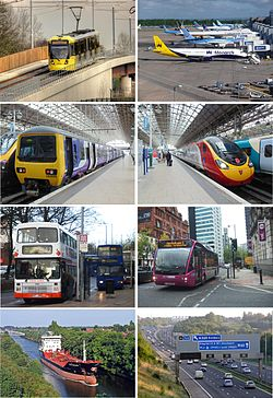 Transport in Manchester - Wikipedia