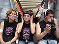 Manifestanti anticensura al Gay Pride di Milano 2008 2 - Foto Giovanni Dall'Orto, 7-June-2008.jpg