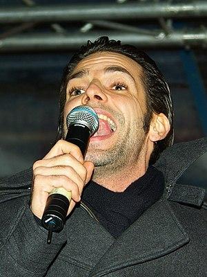 Manuel Ortega (singer) - Manuel Ortega, January 2008