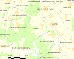 Map commune FR insee code 21319.png