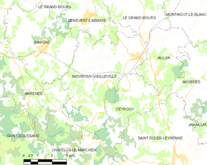 Map commune FR insee code 23137.png