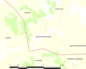 Map commune FR insee code 24492.png