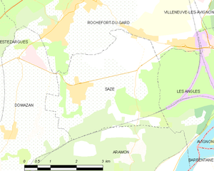 Map commune FR insee code 30315.png