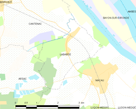 Map commune FR insee code 33211.png