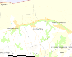 Map commune FR insee code 35291.png
