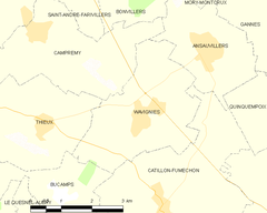 Map commune FR insee code 60701.png