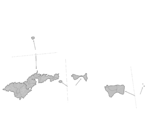 Administrative divisions of American Samoa