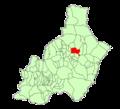 Map of Cantoria (Almería).png