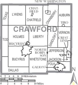 Crawford County, Ohio   Wikipedia