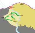 Map of Manbij offensive (2016).png