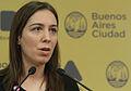 María Eugenia Vidal atendió a la prensa luego de la reunión de gabinete (7754877472).jpg