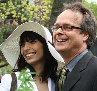 Cannabis Culture (magazine) - Marc and Jodie Emery, publisher and editor