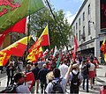 March for Welsh Independence arranged by AUOB Cymru First national march; Wales, Europe 22.jpg