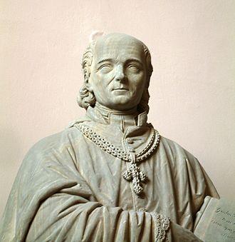 Marcin Dunin - Statue of Marcin Dunin in Poznań Archcathedral Basilica