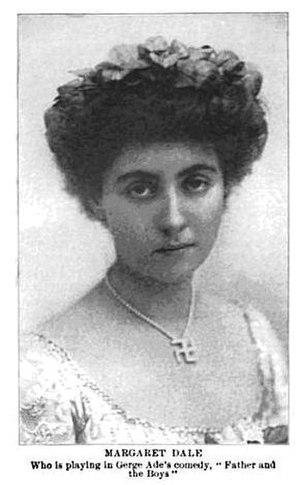 Margaret Dale (actress) - Hearst International Magazine 1907