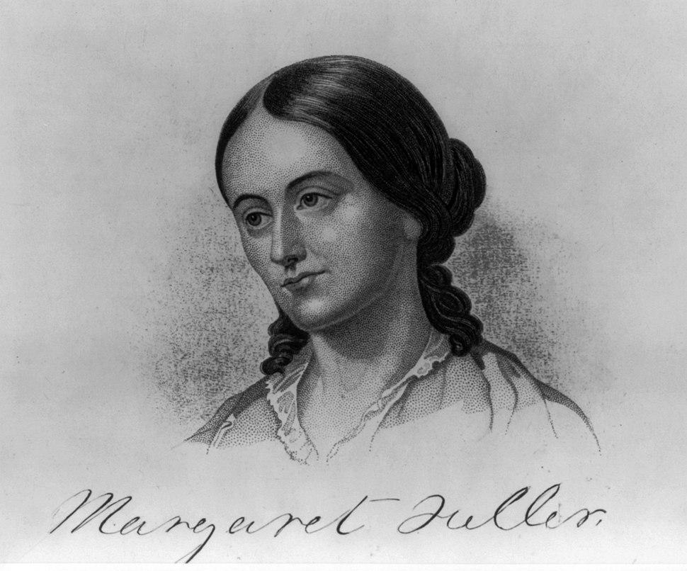 Margaret Fuller engraving