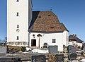 Maria Saal St. Michael Pfarrkirche hl. Michael S-Wand 04022019 6052.jpg