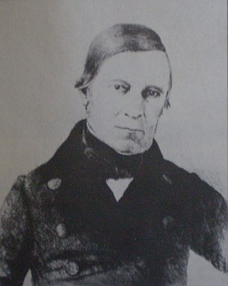 1854 Argentine presidential election - Image: Mariano Fragueiro