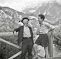 Marinčič in Matičetov 1952.jpg