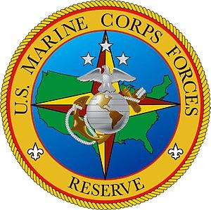 Josh Mandel - United States Marine Corps Reserve seal