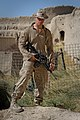 Marines choose brotherhood over personal safety, Afghan police show trustworthiness 120321-M-XZ164-015.jpg