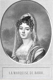 Juliette Colbert de Barolo 1785-1864, philanthropist woman
