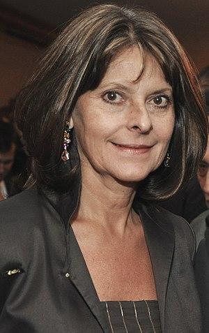Marta Lucía Ramírez - Ramírez in 2012.