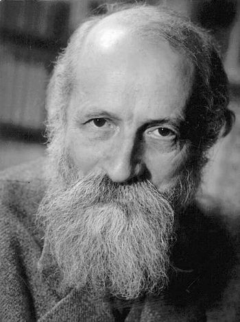 English: Martin Buber in Palestine/Israel ????...
