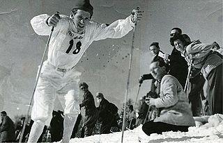 Martin Lundström Swedish cross-country skier