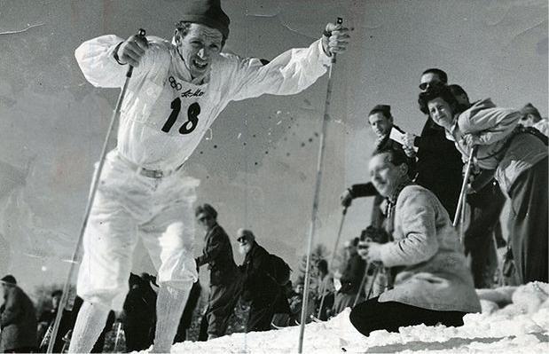 Martin Lundstr%C3%B6m in St Moritz 1948