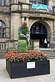 Mary The Buffer Girl ... outside Sheffield's Town Hall - geograph.org.uk - 1443417.jpg