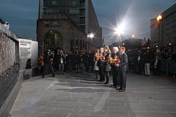 Maryna Poroshenko took part in the opening of the Memorial to Victims of Holodomor (Washington) (17).jpeg