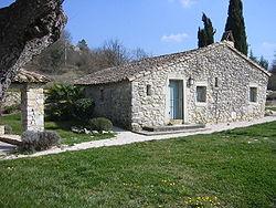 Mas construction wikip dia - Photo de mas provencal ...