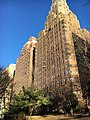 Master Apartments (right) and 315 Riverside Drive (left), Riverside Drive, Upper West Side, Manhattan, New York.jpg