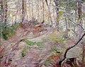 Matej Sternen - Na robu gozda.jpg
